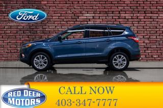 Used 2018 Ford Escape AWD SE BCam Heated Seats for sale in Red Deer, AB