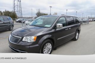 Used 2015 Chrysler Town & Country Ltd Cuir Dvd Stow for sale in St-Rémi, QC