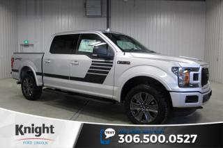 New 2018 Ford F-150 XLT Sport Special Edition for sale in Moose Jaw, SK