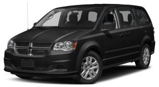 New 2019 Dodge Grand Caravan CVP/SXT - Navigation -  Uconnect for sale in Surrey, BC