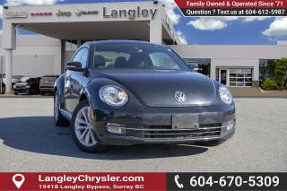 Used 2014 Volkswagen Beetle 2.0 TDI Comfortline *SUNROOF* for sale in Surrey, BC