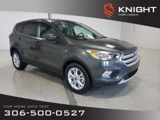 Used 2019 Ford Escape SE FWD for sale in Moose Jaw, SK