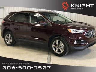 Used 2019 Ford Edge SEL, Auto, Leather, AWD, Back up Cam, Remote Str, Htd Seats for sale in Moose Jaw, SK