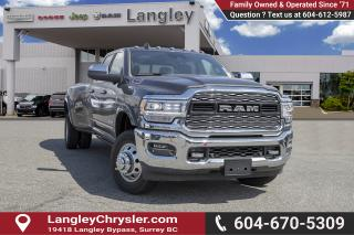 New 2019 RAM 3500 Limited - Sunroof for sale in Surrey, BC