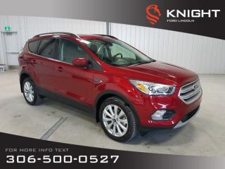 Used 2019 Ford Escape SEL for sale in Moose Jaw, SK