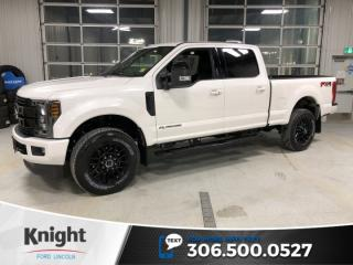 New 2019 Ford F-350 Super Duty SRW LARIAT, SPORT, DIESEL, MUST SEE, NEW FOR 2019!! for sale in Moose Jaw, SK