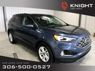 Used 2019 Ford Edge SEL AWD for sale in Moose Jaw, SK