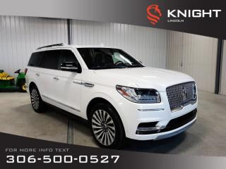 Used 2019 Lincoln Navigator Reserve for sale in Moose Jaw, SK