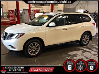 Used 2015 Nissan Pathfinder S 4X4  7 PASSAGER 3.5L for sale in St-Jérôme, QC