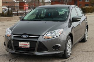 Used 2013 Ford Focus SE ONLY 25K | Bluetooth | Heated Seats | CERTIFIED for sale in Waterloo, ON