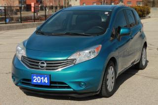 Used 2014 Nissan Versa Note 1.6 SV Bluetooth | CERTIFIED for sale in Waterloo, ON
