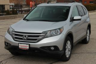 Used 2012 Honda CR-V EX | CERTIFIED for sale in Waterloo, ON