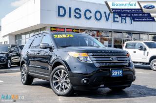 Used 2015 Ford Explorer XLT for sale in Burlington, ON