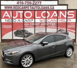 Used 2017 Mazda MAZDA3 GT-ALL CREDIT ACCEPTED for sale in Scarborough, ON