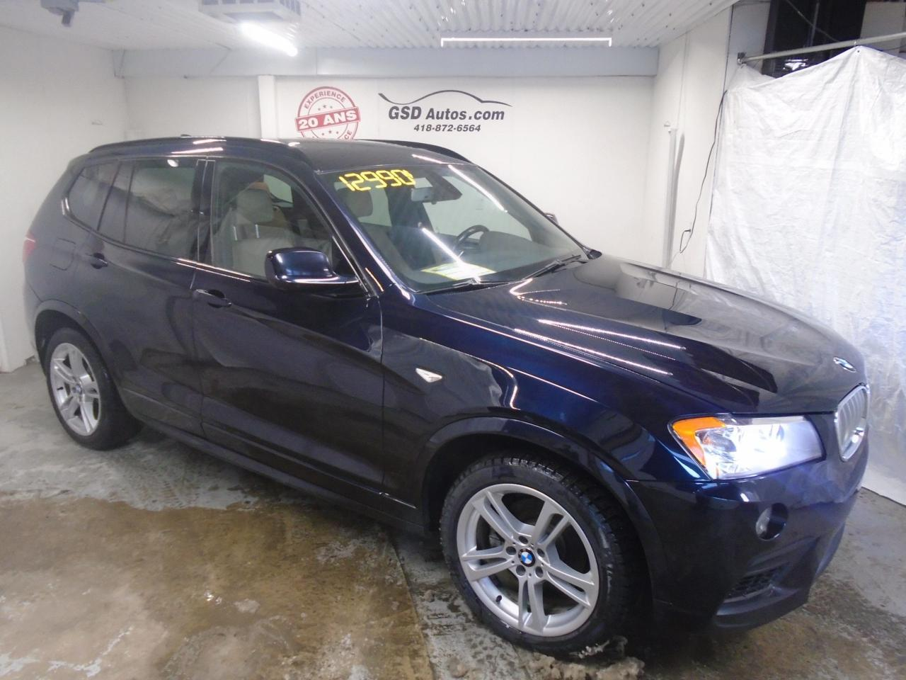 Used 2012 Bmw X3 Xdrive35i For Sale In Ancienne Lorette