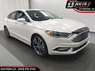 Used 2018 Ford Fusion for sale in Lethbridge, AB