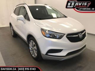 Used 2018 Buick Encore for sale in Lethbridge, AB