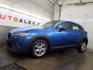 Used 2016 Mazda CX-3 Gs Awd Navigation for sale in St-Eustache, QC