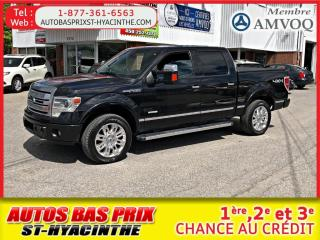 Used 2014 Ford F-150 Platine for sale in St-Hyacinthe, QC