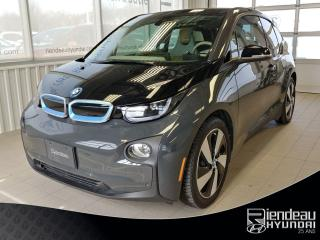 Used 2015 BMW i3 Range Extender for sale in Ste-Julie, QC