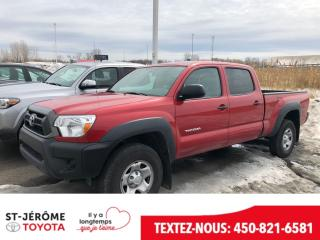 Used 2015 Toyota Tacoma V6 AWD for sale in Mirabel, QC