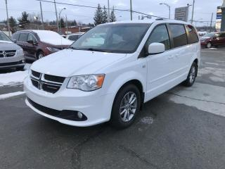 Used 2014 Dodge Grand Caravan 30th Anniversary fourgonnette de tourism for sale in Sherbrooke, QC