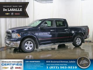 Used 2012 RAM 1500 Slt Solide for sale in Lasalle, QC