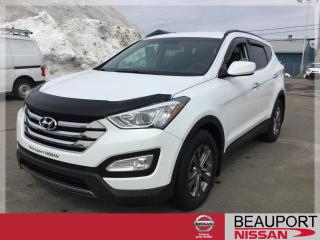 Used 2015 Hyundai Santa Fe Sport 2.4L PREMIUM AWD ***BALANCE GARANTIE*** for sale in Beauport, QC