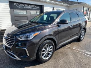 Used 2018 Hyundai Santa Fe XL Luxury for sale in Kingston, ON