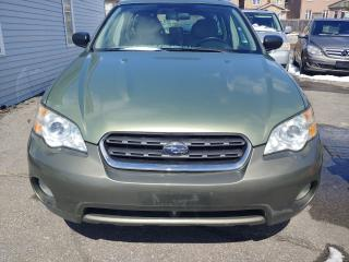 Used 2007 Subaru Outback 2.5i for sale in Oshawa, ON