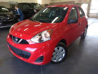 Used 2015 Nissan Micra S/MANUELLE for sale in Blainville, QC