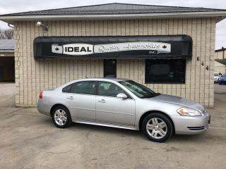 Used 2013 Chevrolet Impala LT for sale in Mount Brydges, ON