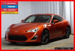 Used 2015 Scion FR-S for sale in Drummondville, QC