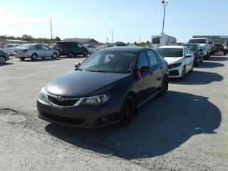 Used 2009 Subaru Impreza 2.5i for sale in Innisfil, ON
