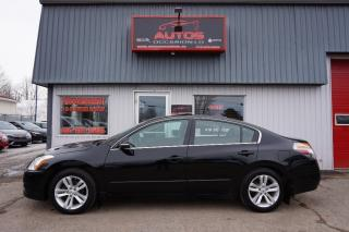 Used 2012 Nissan Altima 3.5 Sr Cuir Toit for sale in Lévis, QC