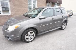 Used 2006 Pontiac Vibe 4DR WGN FWD for sale in Mascouche, QC
