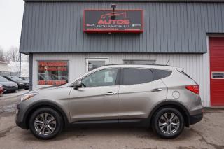 Used 2015 Hyundai Santa Fe Sport 2.0T Premium AWD for sale in Lévis, QC