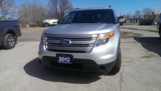 Used 2012 Ford Explorer INTELLIGENT AWD V6 for sale in Cambridge, ON