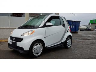 Used 2015 Smart fortwo Pure for sale in St-Jérôme, QC
