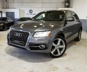 Used 2013 Audi Q5 S-LINE|NAV|BACK UP CAM|ACCIDENT FREE|BLIND SPOT| for sale in Oakville, ON