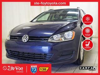 Used 2015 Volkswagen Golf Wagon Trendline Sièges chauffants, Roue en alliage for sale in Québec, QC