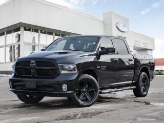 Used 2017 RAM 1500 SPORT for sale in Winnipeg, MB