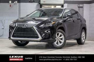 Used 2016 Lexus RX 350 Awd; Reserve / On for sale in Lachine, QC