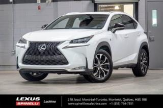 Used 2016 Lexus NX 200t Reserve / On Hold for sale in Lachine, QC