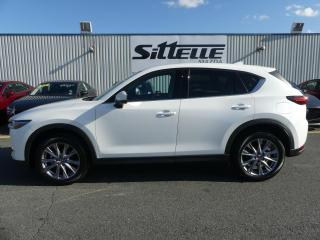 Used 2019 Mazda CX-5 GT / AWD / JAMAIS ACCIDENTE / CUIR / TRE for sale in St-Georges, QC