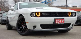 Used 2017 Dodge Challenger SXT Plus for sale in Brampton, ON