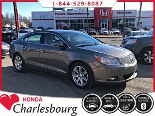 Used 2012 Buick LaCrosse Convenience Groupe v6**cuir+caméra de re for sale in Charlesbourg, QC