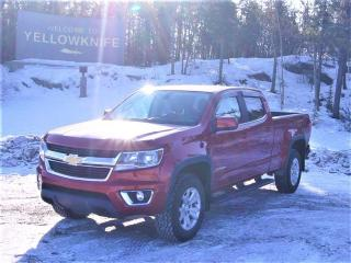 Used 2015 Chevrolet Colorado LT for sale in Yellowknife, NT
