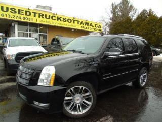 Used 2013 Cadillac Escalade for sale in Ottawa, ON