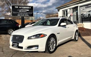 Used 2012 Jaguar XF Luxury FULLY LOADED NAVI BACK-UP CAM NO ACCIDENT for sale in Mississauga, ON